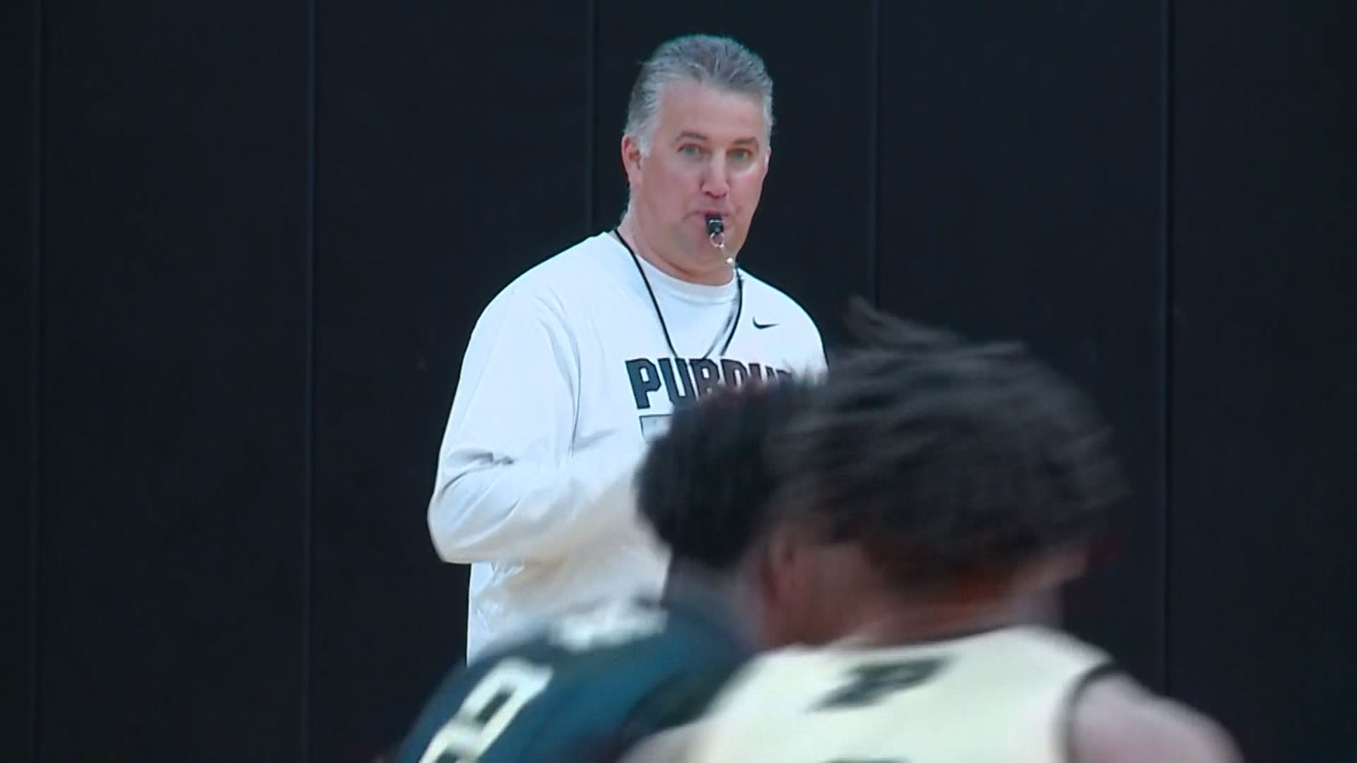 matt painter purdue basketball