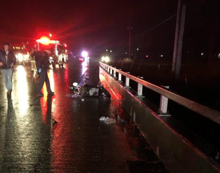 Moped hit and run Kosciusko County