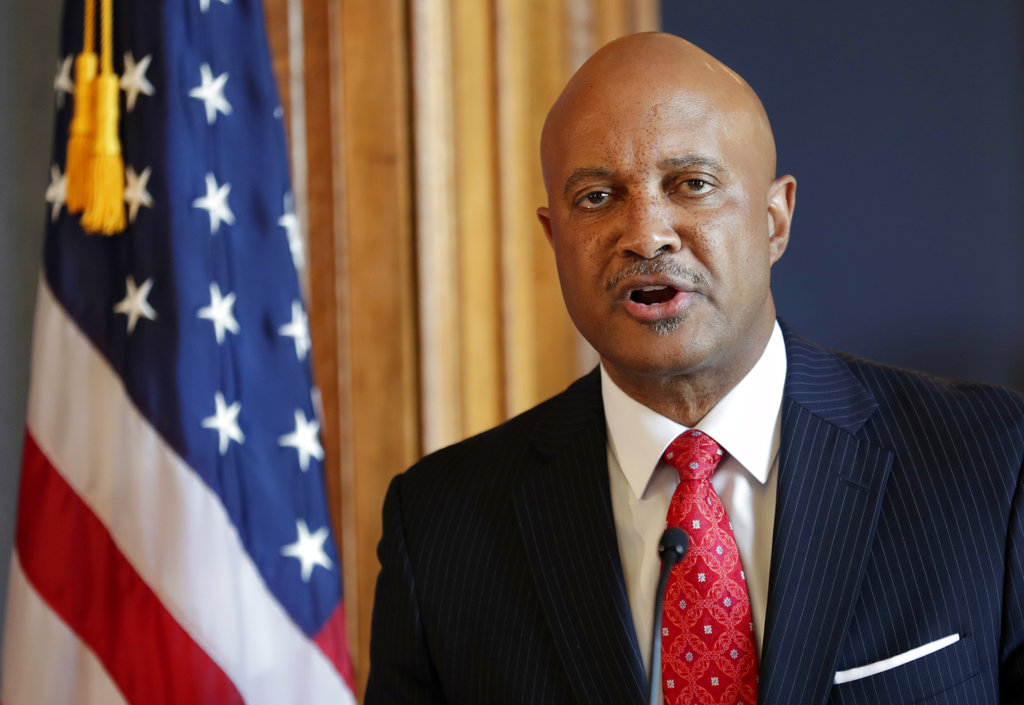 Indiana Attorney General Curtis Hill 2