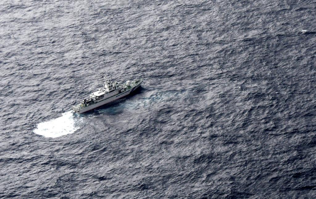 Japan US Military Plane Crash_1544119381045