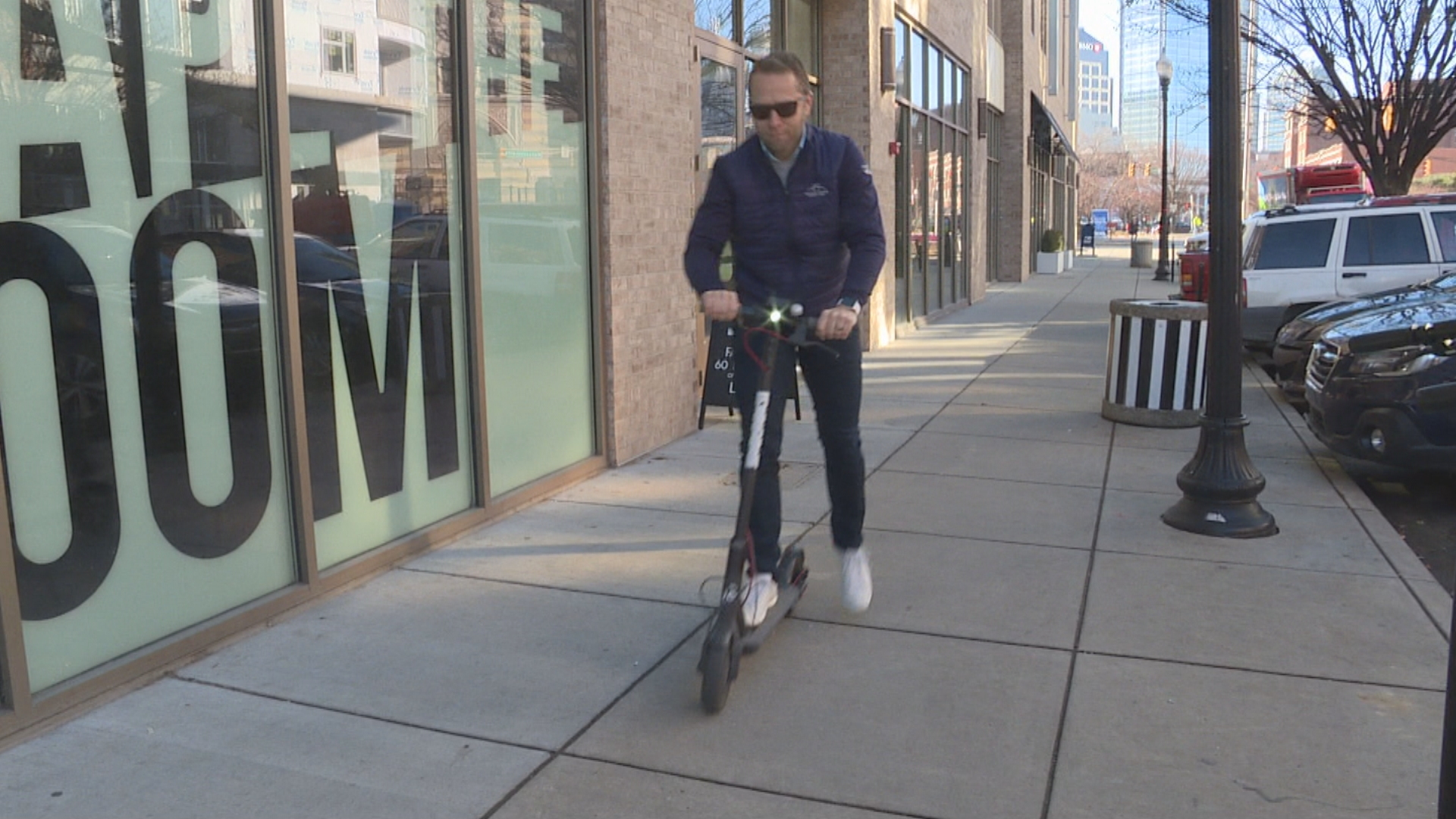 Indiana lawmaker wants scooter regulation