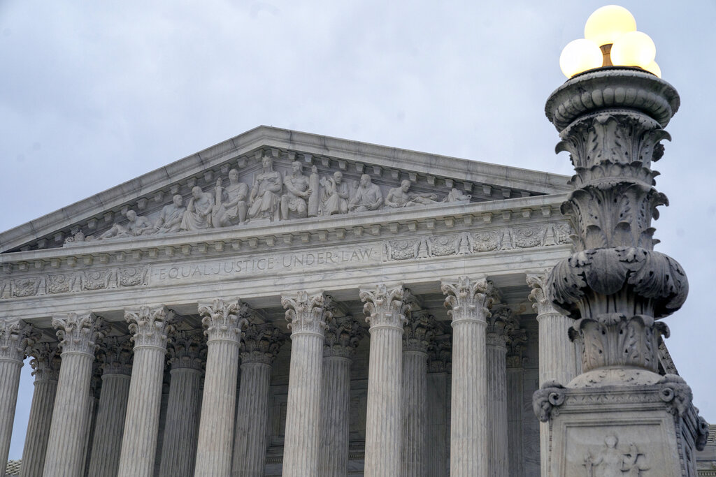 Supreme Court generic photo
