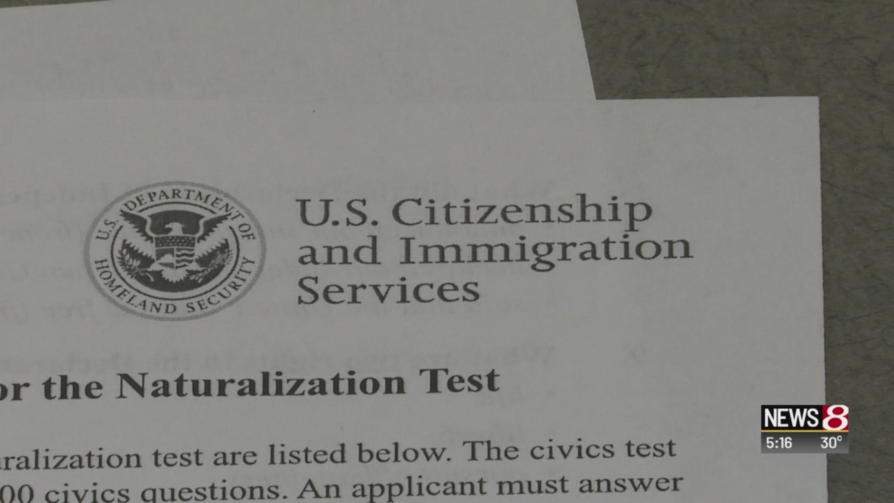 Indiana lawmaker wants high schoolers to pass US citizenship exam