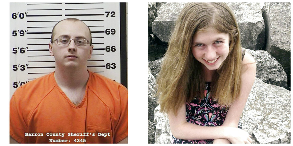 Jake Thomas Patterson Jayme Closs