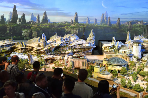 Star Wars Disney D23 Expo_270798