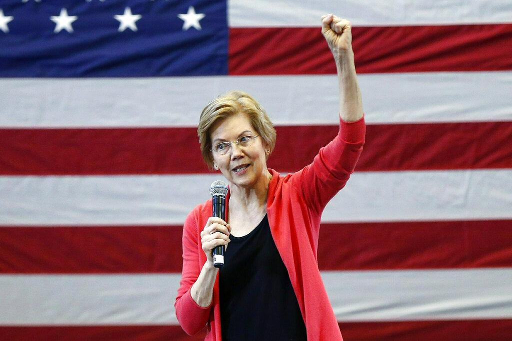Election 2020 Elizabeth Warren_1549727677787