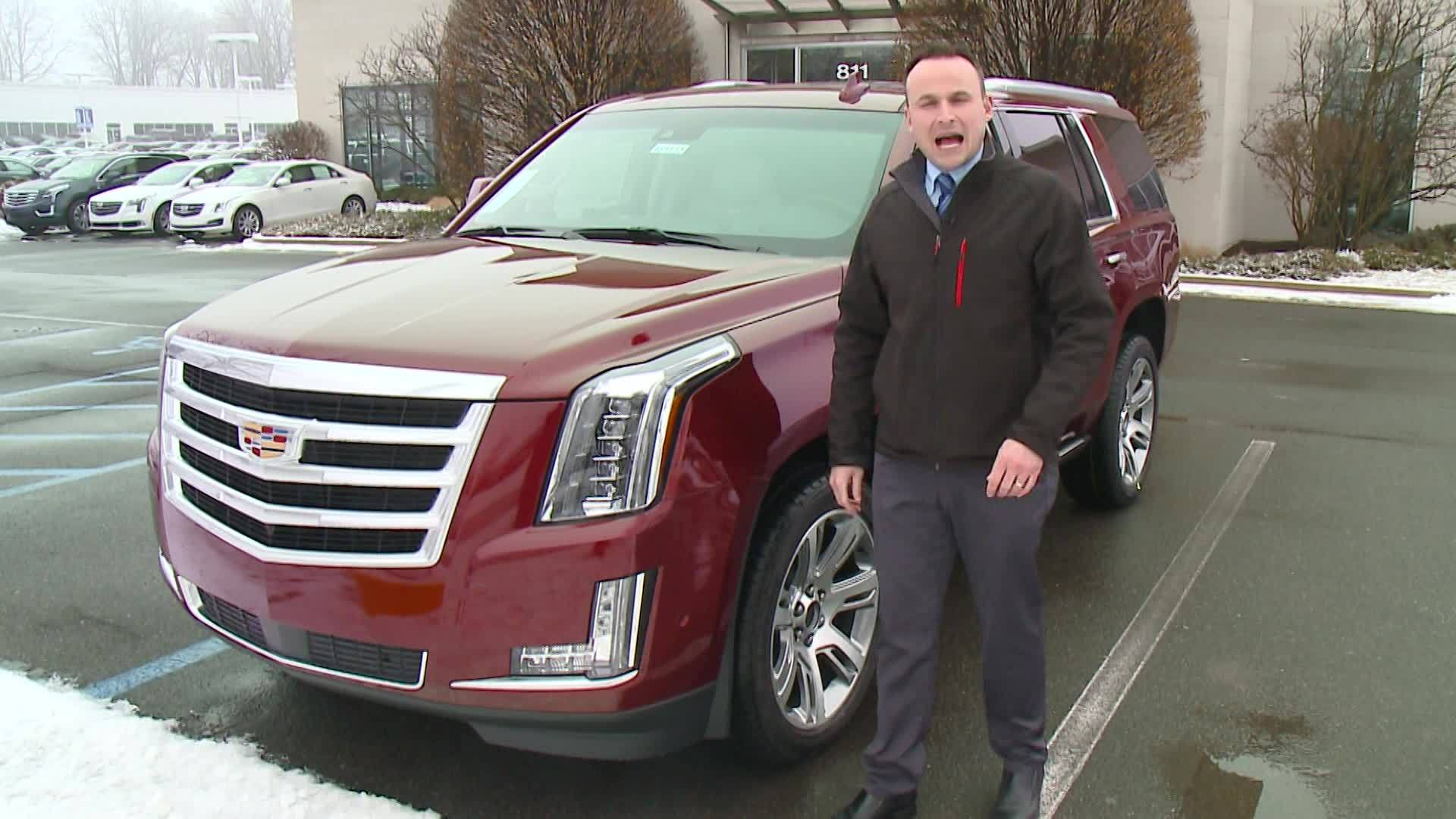 Two-Minute Test Drive - 2019 Cadillac Escalade