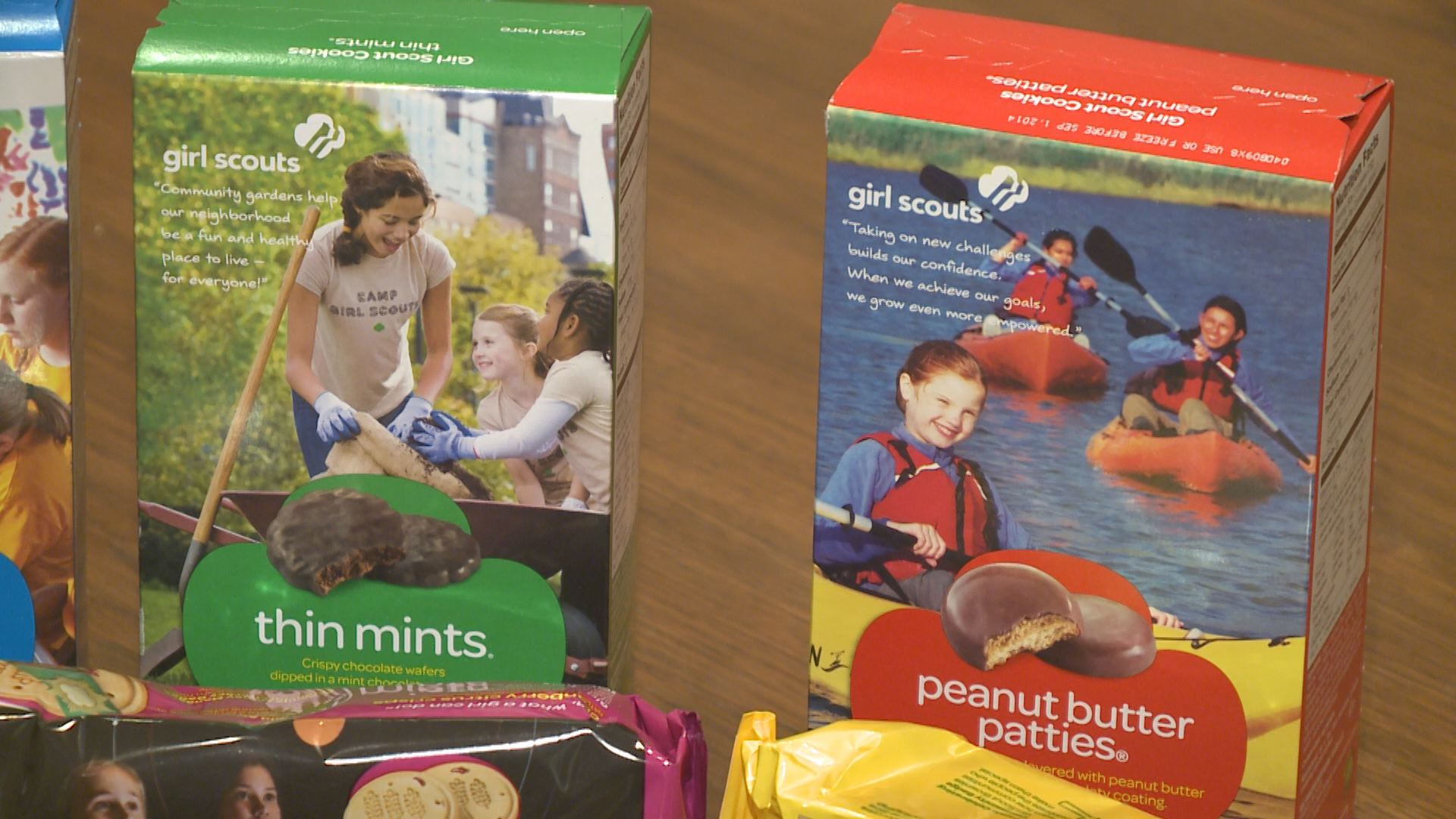 Last Day To Buy Girl Scout Cookies