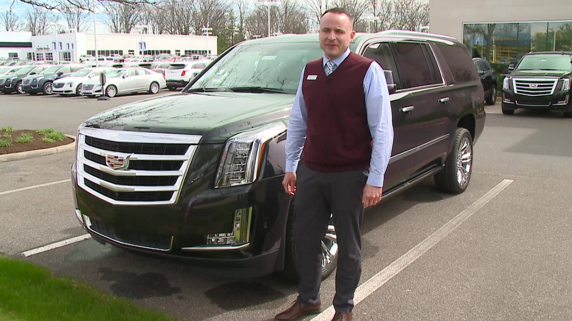 Two-Minute Test Drive - 2019 Cadillac Escalade ESV