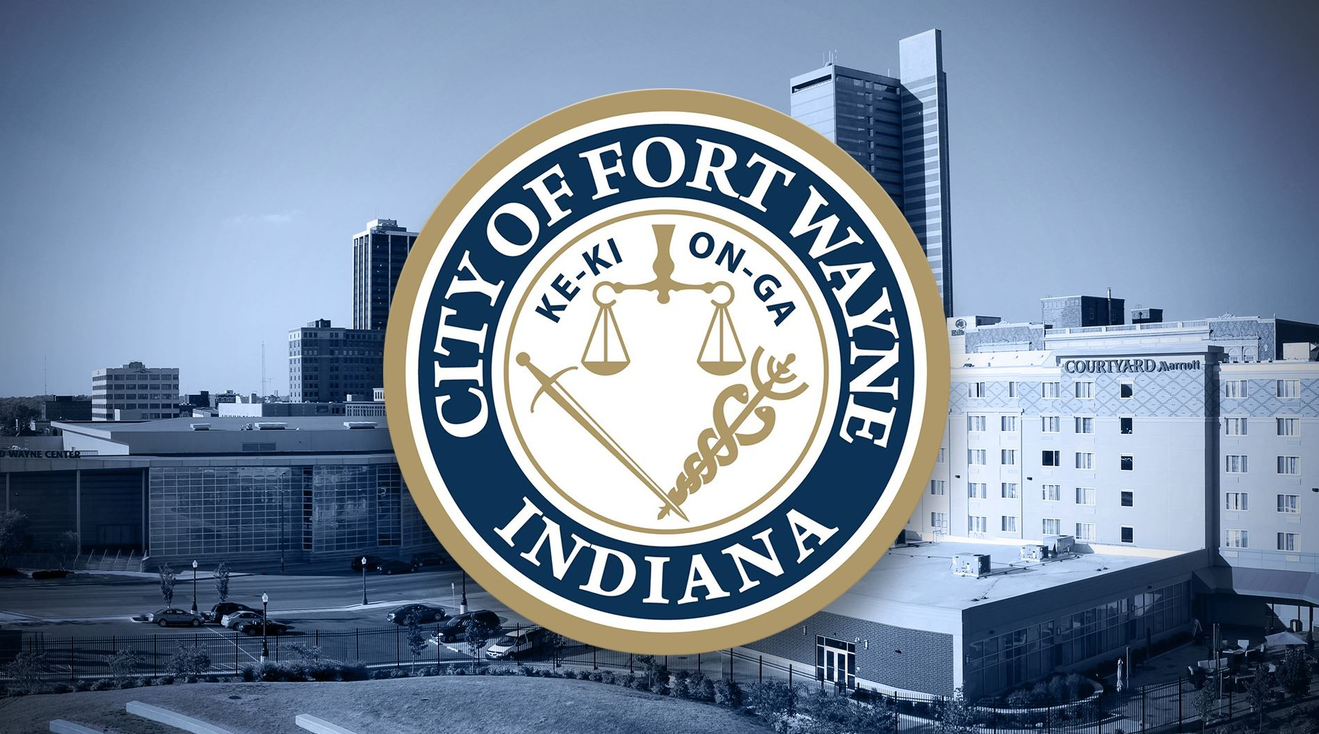 city of fort wayne seal logo