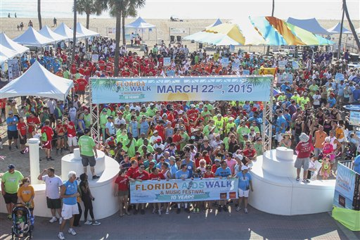 Florida AIDS Walk & Music Festival_95352
