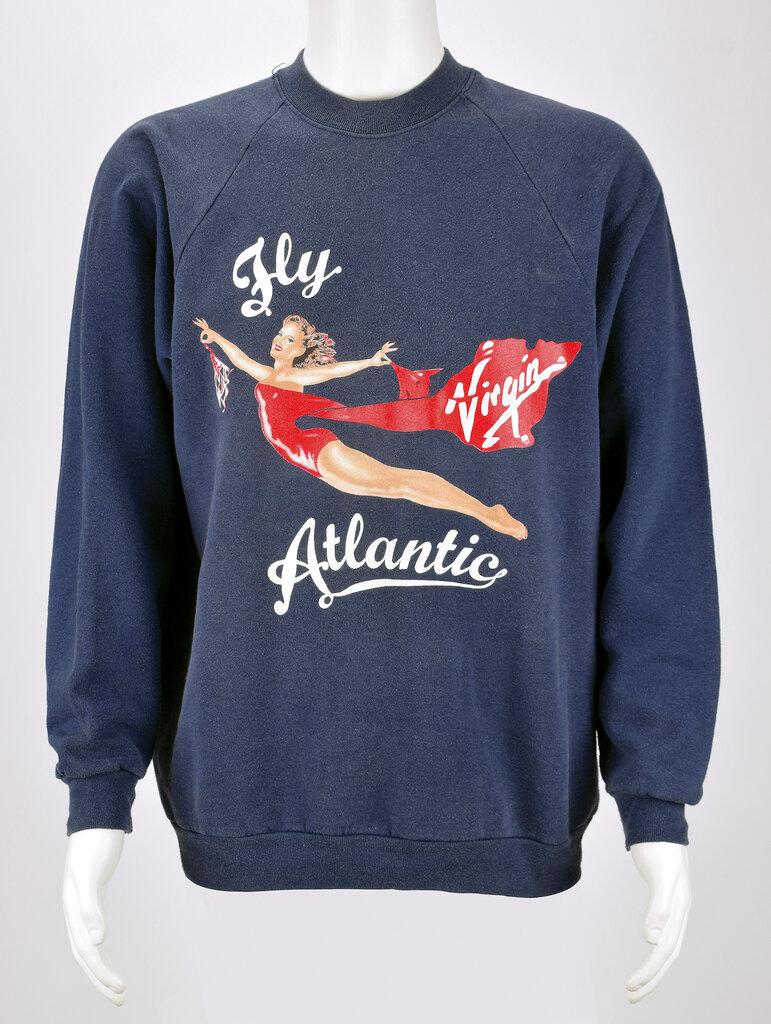 Princess Diana's sweatshirt