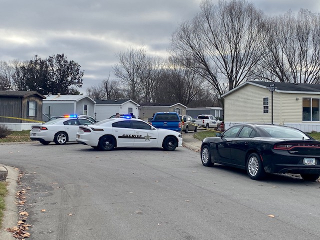 Kendallville shooting scene