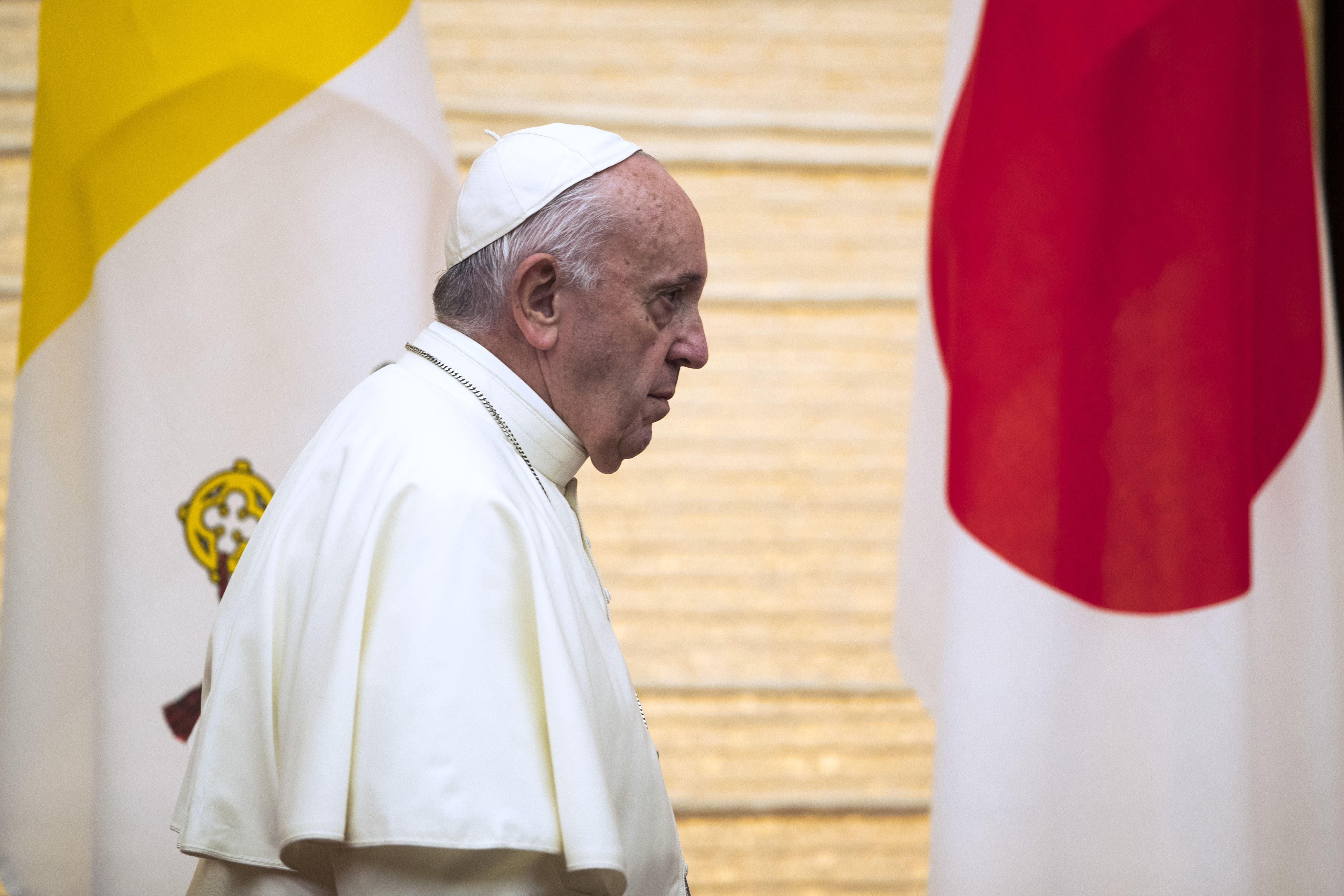 Pope Visits Jesuit Japan Community That Could Have Been