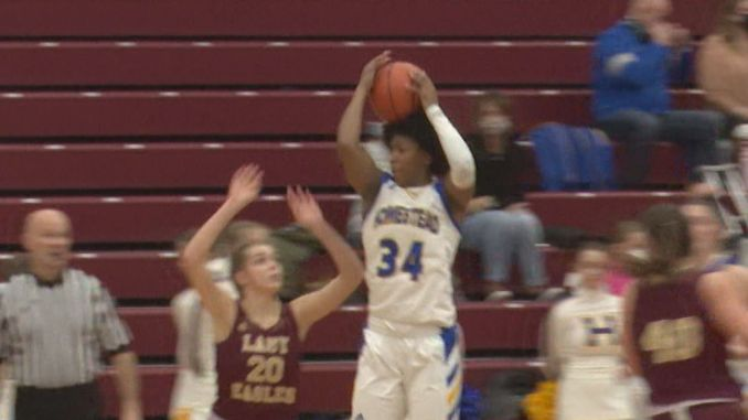 2/5 Highlight Zone – Girls Sectional Semifinals