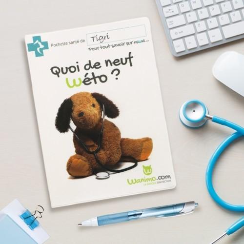 Protge Carnet De Sant Accessoire Pour Chien Et Chat