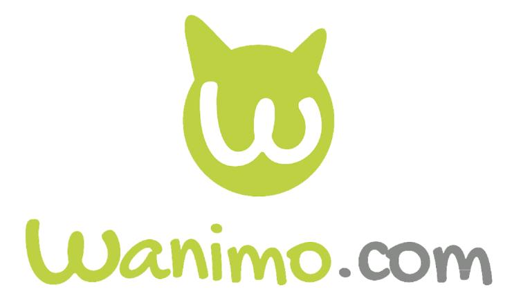wanimo site internet d'accessoires et aliment pour animaux