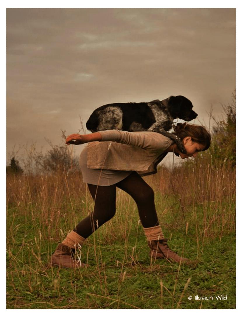 pratiquer une activité sportive avec son chien