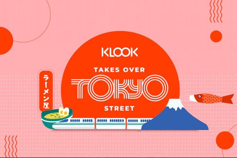 Klook Tawar Percutian Percuma Ke Jepun, Rebut Sekarang!