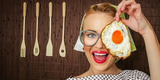 6 Kesan Sampingan Jika Kerap Makan Telur