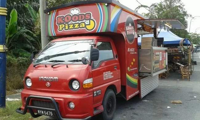 Food Truck - Koods Pizza