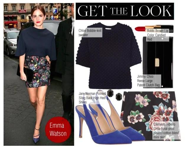Formal & Kasual Seperti Emma Watson