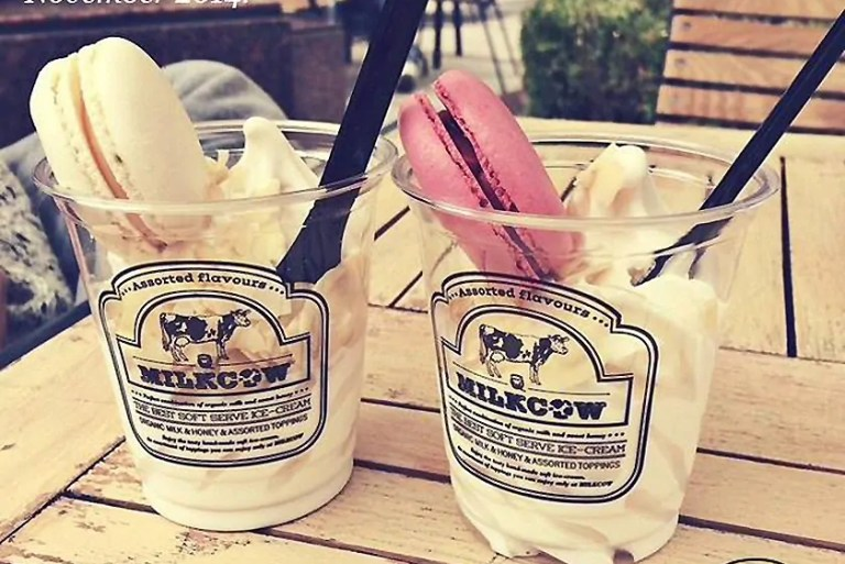 Ais Krim Milkcow Dari Korea Akan Dibuka Di The Gardens Mall