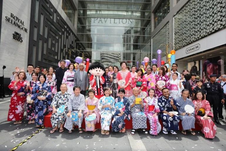 Tokyo Street Sambut Ulang Tahun Ke-4 di Pavilion Kuala Lumpur
