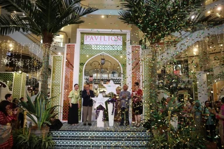 Sinar Seri Aidilfitri di Pavilion Kuala Lumpur