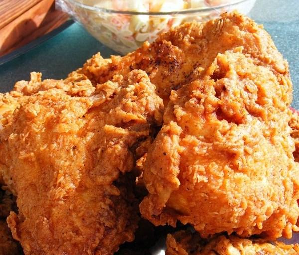 Jom Cuba Resepi Ayam Goreng KFC Rangup Tanpa Telur