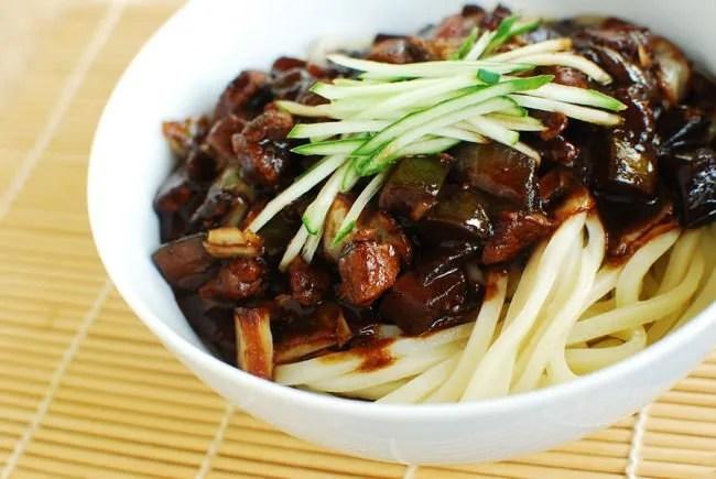 Moh Cuba Resepi Masakan Korea Jjajangmyeon Yang Sedap!
