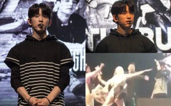 Elak Bersalaman Dengan Peminat Bertudung, Jinyoung GOT7 Jadi Trending