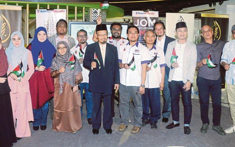 Sertai Ramai Artis Popular Di Ekspresi Aqsa Soladiriti Ummah 27 Ogos Ni!
