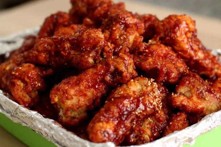 Suka Makan Ayam Goreng Korea? Ini Antara Tempat Paling Sedap Boleh Cuba!