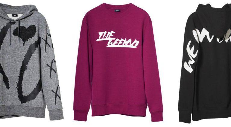 The Weeknd Perkenal Koleksi Lengkap Untuk Fesyen Musim Luruh Bersama H&M