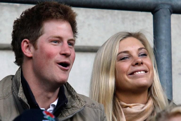 Lihat Wanita Mana Yang Pernah Berdampingan Dengan Prince Harry