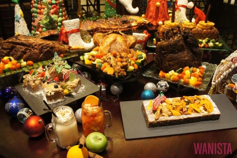 REVIEW: Banyak Yang Menarik Bila Nikmati Makan Malam Krismas Di DoubleTree by Hilton