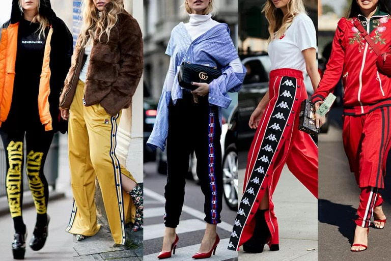 Selamat Tinggal Jeans! 2018 Adalah Trend Seluar Longgar, Bertekstur & Berwarna