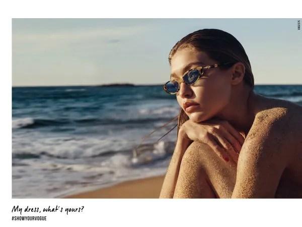 Style Update! Tiru Gaya Kaca Mata Supermodel Gigi Hadid