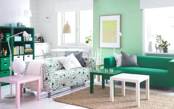 """8 Ilham Rumah Bujang Untuk Yang Suka """"Shopping"""" Di Ikea"""