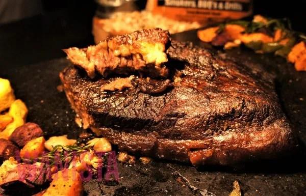 Syoknya Dapat Makan Aneka Daging BBQ Serendah RM181 Di Hilton!