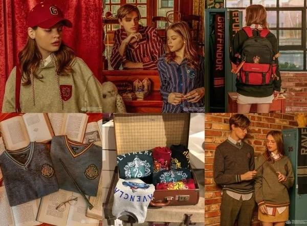 Boleh Beli Koleksi Fesyen Harry Potter Dari Spao Malaysia!