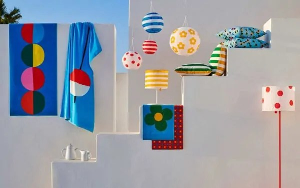 Tambah Warna Dalam Rumah Dengan Koleksi SOMMAR 2019 Dari IKEA!