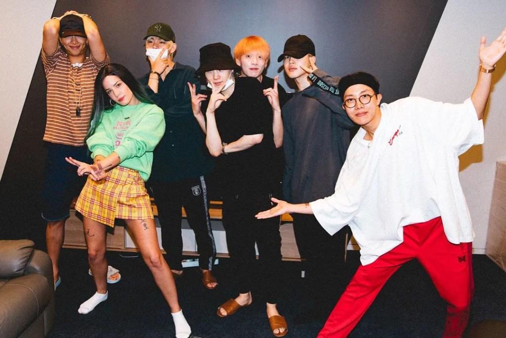Siapa Halsey? Penyanyi Barat Yang Tumpang Masuk Lagu Baru BTS