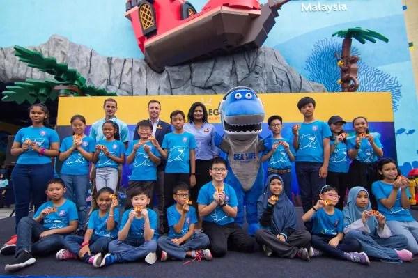 Dah Buka! Lihat Gambar SEA LIFE Malaysia Akuarium Terbesar Di Dunia