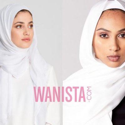 Tips Macam Mana Nak Gayakan Tudung Putih Agar Tampak Terserlah & Anggun!