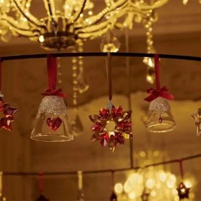 Tak Sabar Nak Sambut Hari Natal? Swarovski Tampil Dekorasi Hiasan Fantasi Comel!