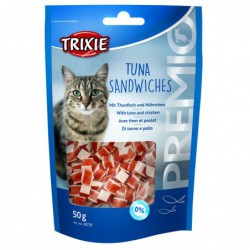 kattensnoepjes sandwiches