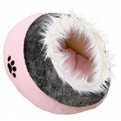 hondenmand iglo minou roze