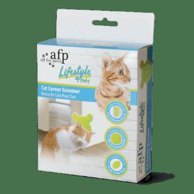 AFP Lifestyle 4 Pet-Cat Corner Groomer